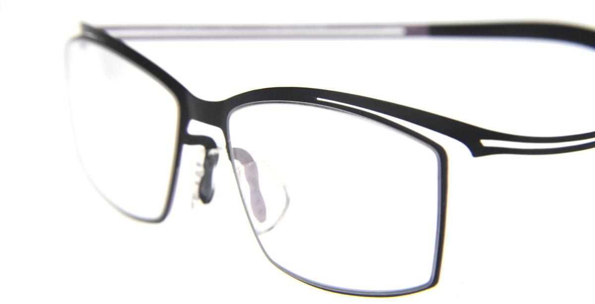 精明眼鏡公司: Tenxion TE-05 彈性鈦金屬眼鏡框