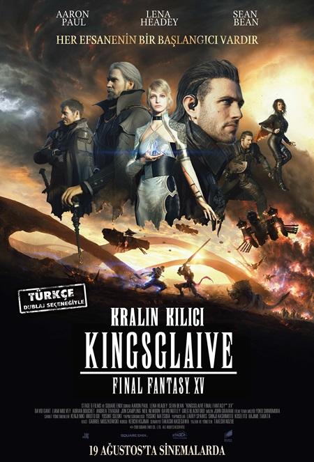 Kralın Kılıcı: Final Fantasy XV (2016) 1080p Film indir