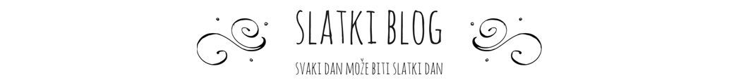 Slatki blog