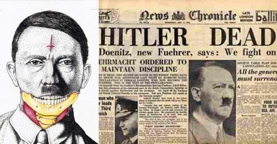Morte de Hitler é finalmente desvendada por pesquisadores - Img 1