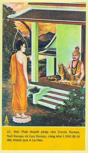 Đạo Phật Nguyên Thủy - Đường Xưa Mây Trắng - Chương 27: Vạn pháp đang bốc cháy