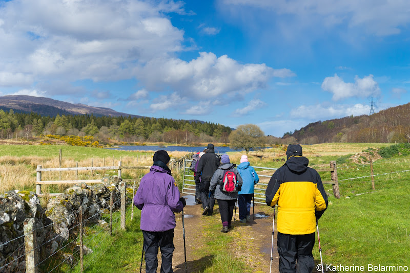 Guided Hike Scotland Cruise Caledonian Discovery