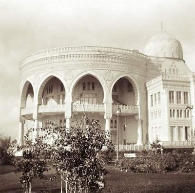 صورة أرشيفية لفندق هليوبوليس بالاس