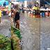 Temporal de 40 milímetros alaga ruas e causa transtornos em Tobias Barreto (SE)