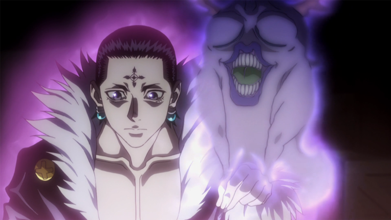 Feitan, Fan Fiction, HxH Fan Fiction, Illumi, Illumi Zoldyck, Fantasy Fan Leogan Fan Fiction, Hunter x Hunter, The Dark Leader of the Outlaws, Chapter 5, Chrollo Lucilfer, Lovely Ghostwriter