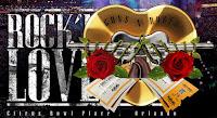 Promoção KaBuM! Guns n' Roses Rock Love www.kabum.com.br/guns