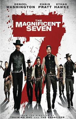 [ภาพ MASTER บลูเรย์] MAGNIFICENT SEVEN (2016) 7 สิงห์แดนเสือ [1080P] [เสียงไทยโรง]