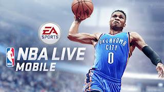 Download NBA LIVE Mobile v1.3.1 APK [UPDATE Free]