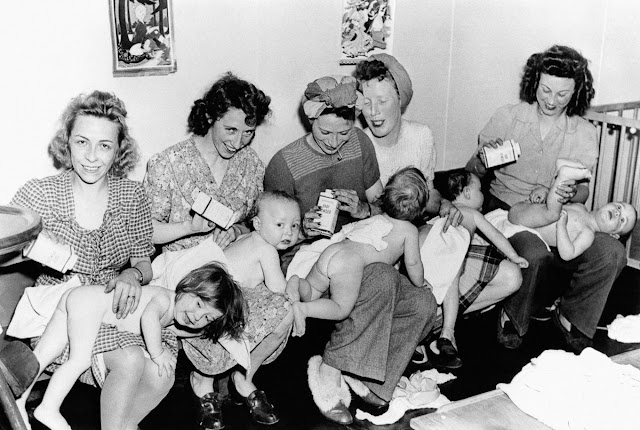 Babies, Babies, and More Babies: Historical Photos From ...