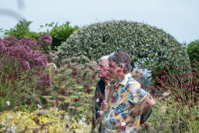 Piet Oudolf y Noel Kingsbury. Curso Online Planting the Piet Oudolf Way