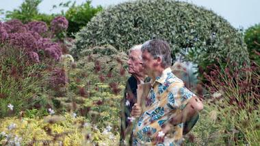 Aprendiendo a diseñar jardines con Piet Oudolf y Noel Kingsbury