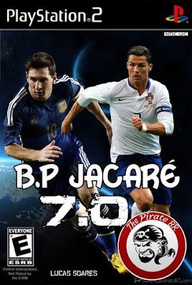 Download - Bomba Patch Jacaré 7.0 (PS2) Atualizado até 14/03/2016