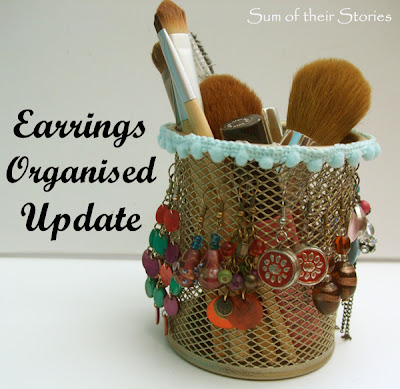 Organised Earrings