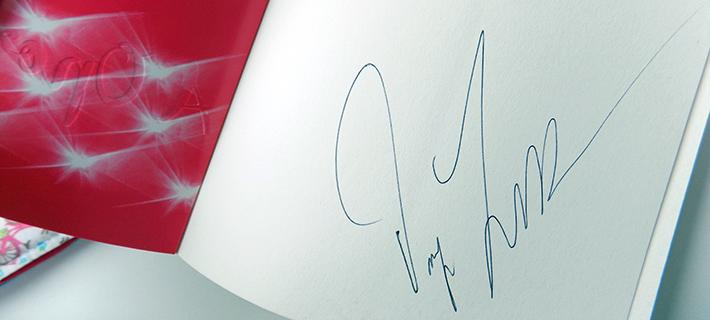 Sorteio A Oportunista, autografado por Tarryn Fisher