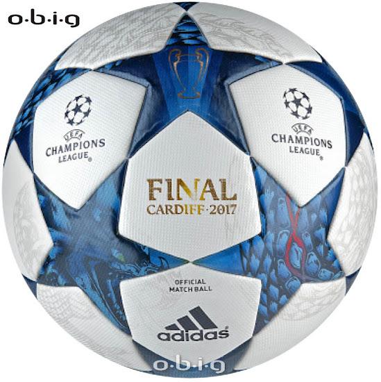 El balón de la final de la Champions 2017 incluirá un dragón de9d022963955
