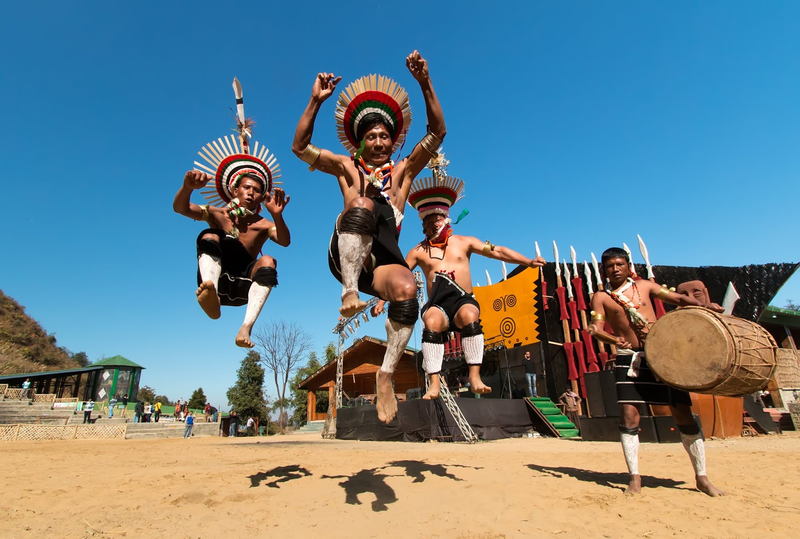 Nagaland It's Location, People and Culture | North East India Geography