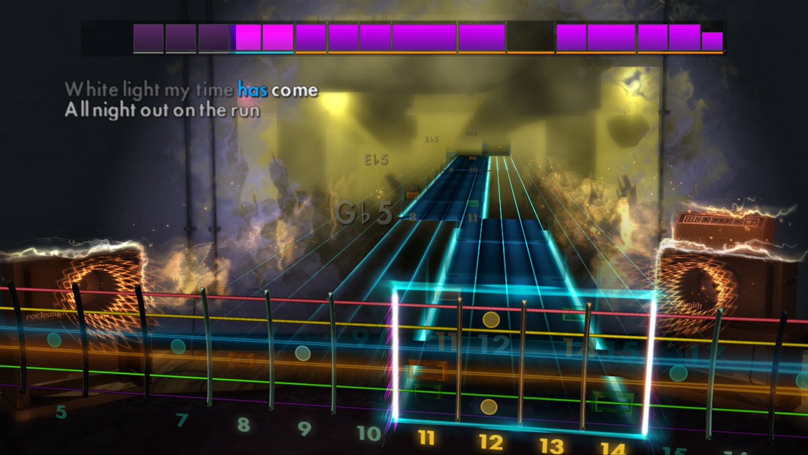 RS2014 Review Screen GradualMasterMode2 - Rocksmith 2014 Review