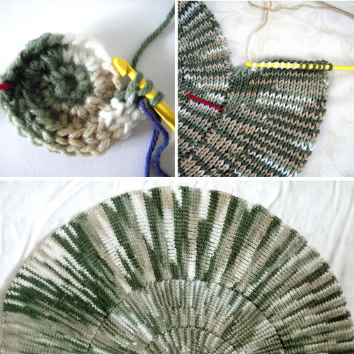 Beautiful Skills Crochet Knitting Quilting Spiral Afghan Free