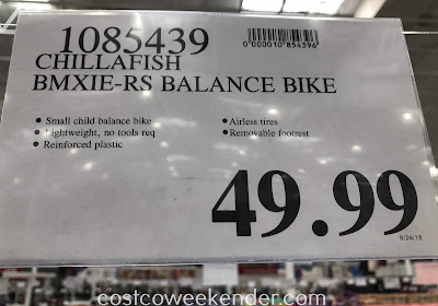 Deal for the Chillafish BMXIE-RS Balance Bike at Costco