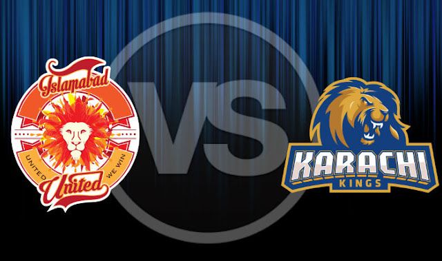 Islamabad United vs Karachi Kings 15th T20 Predictions and Betting Tips