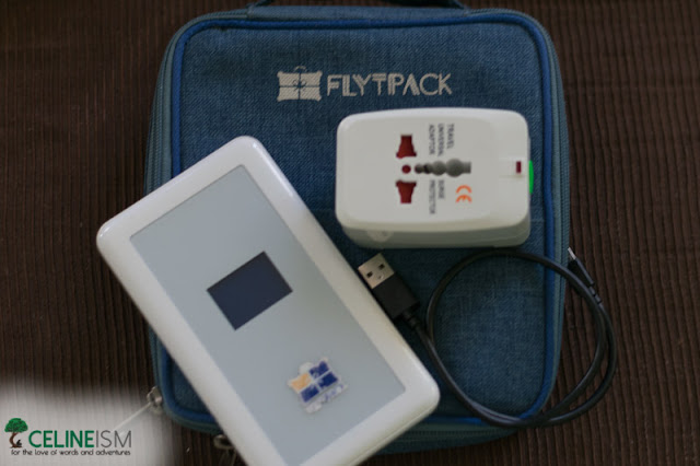 how to book a flytpack unit