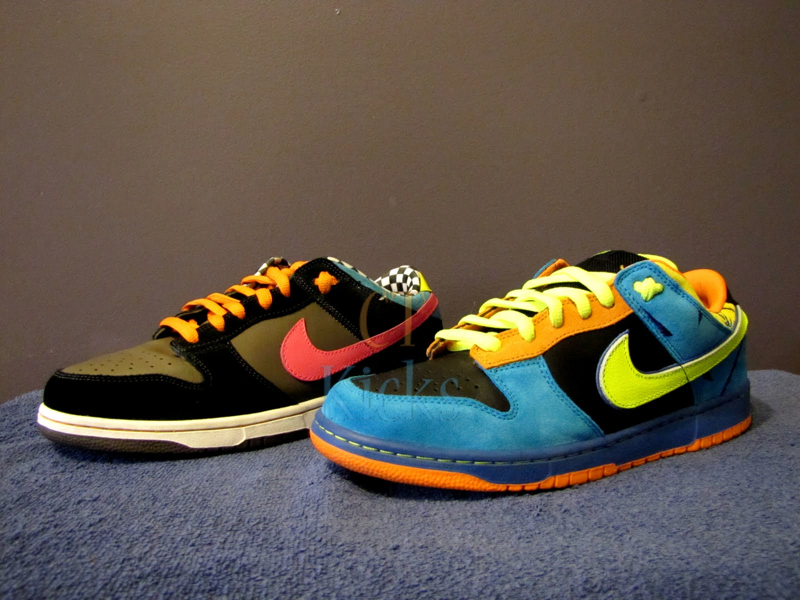 huge discount 664c3 7149f THE SNEAKER ADDICT: #ThisorThat? SB Dunk Low