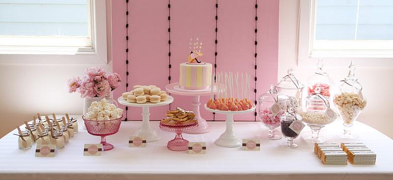Kara's Party Ideas Umbrella Themed Baby Shower | Kara's ...