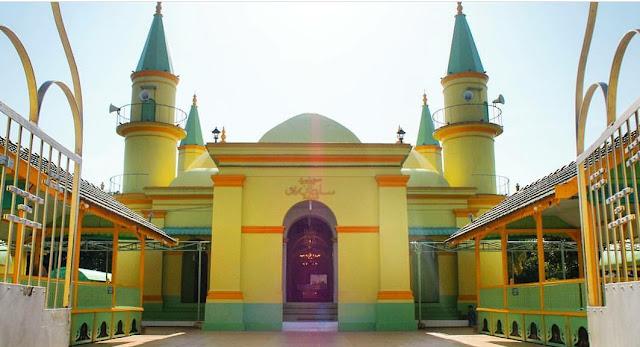 Wisata Religi Riau
