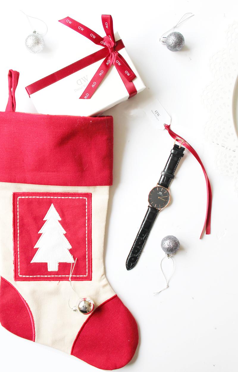 christmas, gift, daniel wellington,