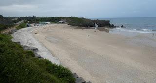 Asturias, Playa de San Antolín.