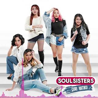 Lirik Lagu Curi Hatiku - Soul Sisters