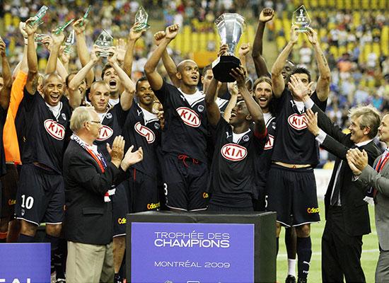 Soccer, football or whatever: FC Girondins de Bordeaux