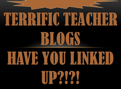 Picture of Fern Smith's Terrific Teacher Blog Link Up!