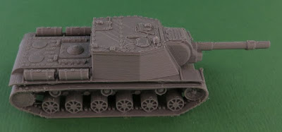 SU-152 Self-propelled Heavy Howitzer picture 1