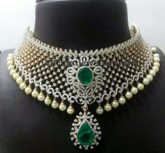 Diamond Necklaces Gallery