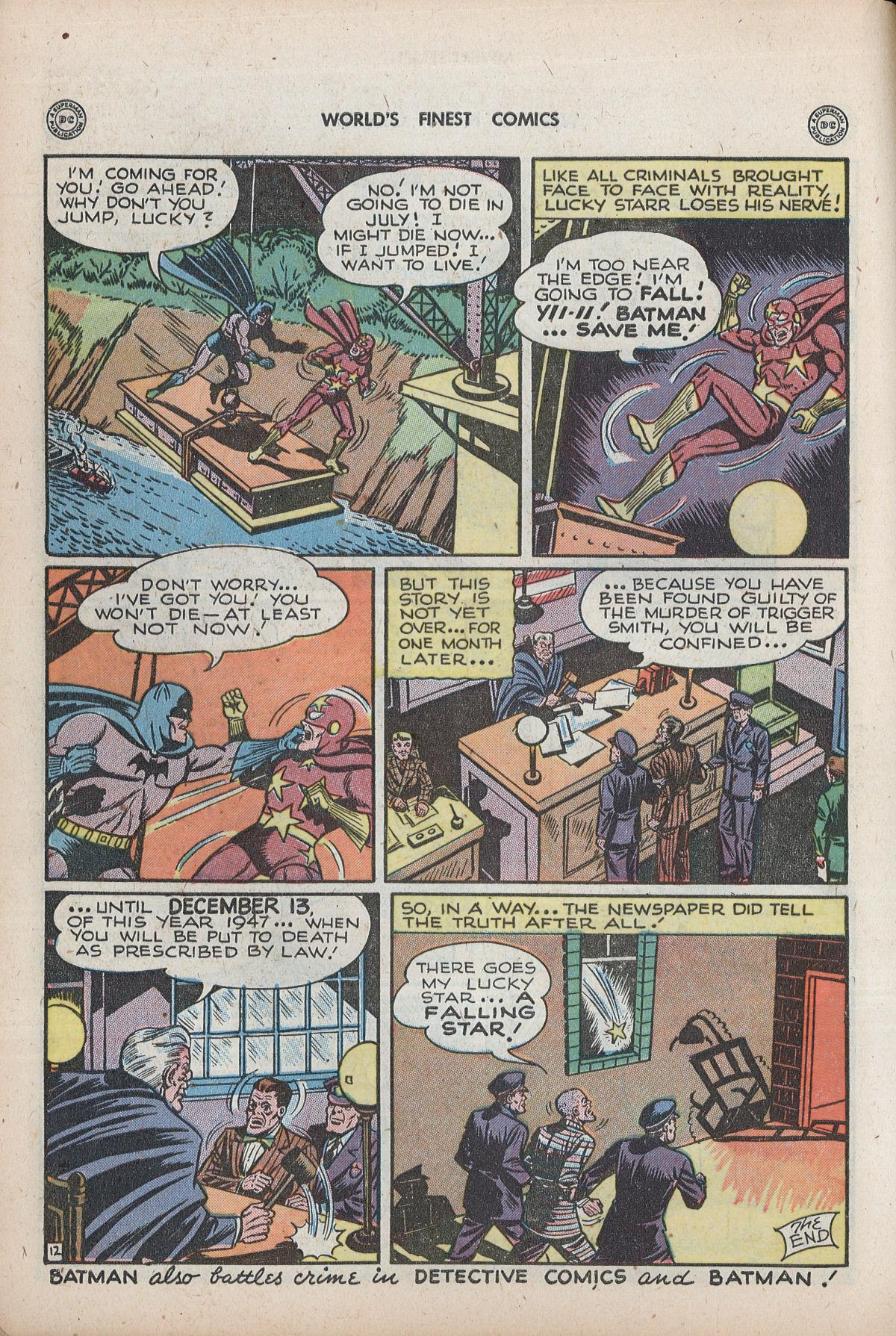 Read online World's Finest Comics comic -  Issue #32 - 14