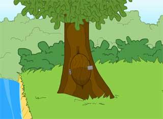 Juegos de Escape - Escape Mushroom Forest