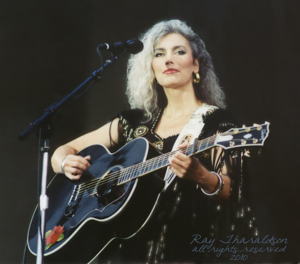 Emmylou Harris Hot American News B...