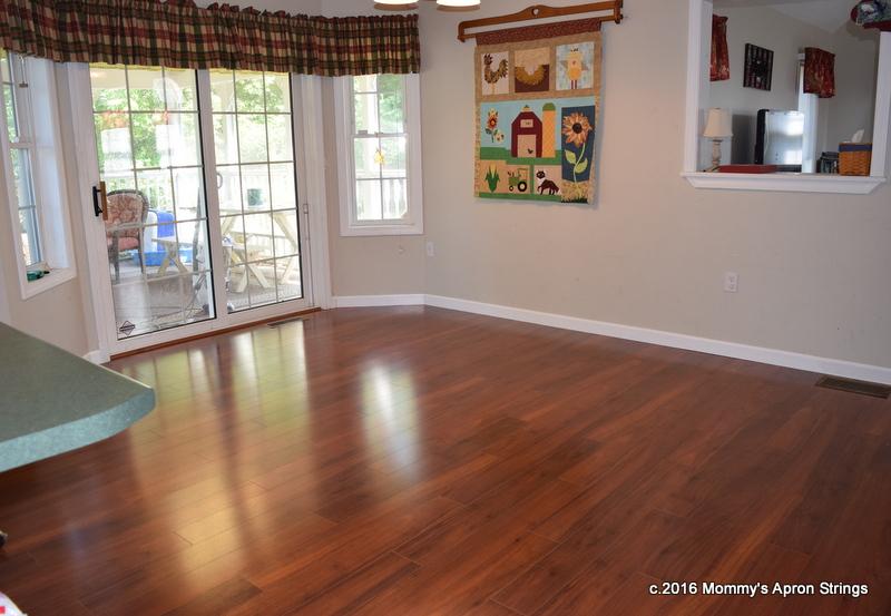 Mommy S Apron Strings Fabulous Floor