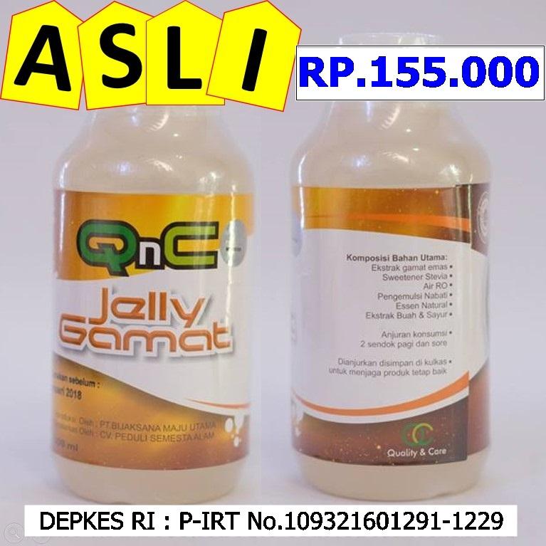 Khasiat Qnc Jelly Gamat Untuk Diabetes