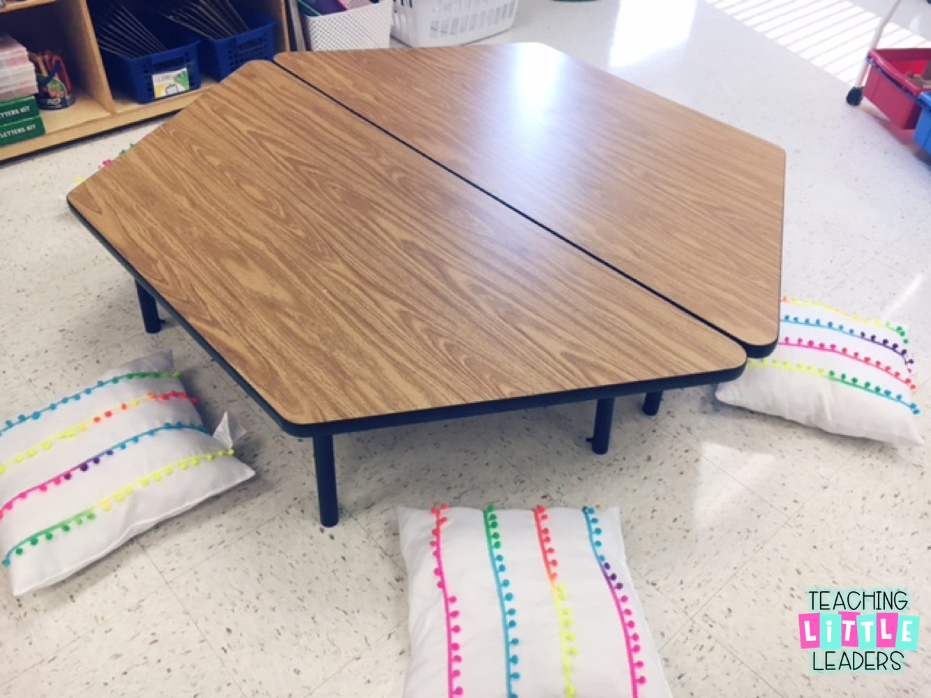 In Our Classroom We Refer To Flexible Seating Options As Just Right Spots These Are Spaces The Room Where Students Can Do Their Best Learning A