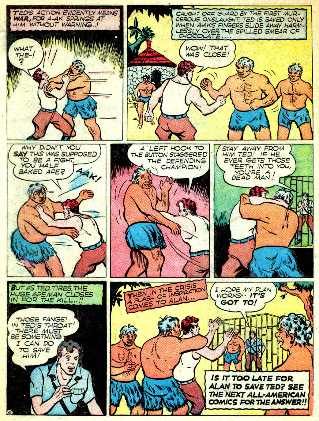 Read online All-American Comics (1939) comic -  Issue #11 - 34