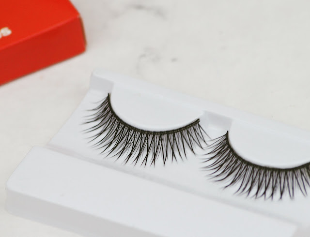 Lovelaughslipstick Blog -Threads Beauty Co False Eyelashes Valentines Looks and Review