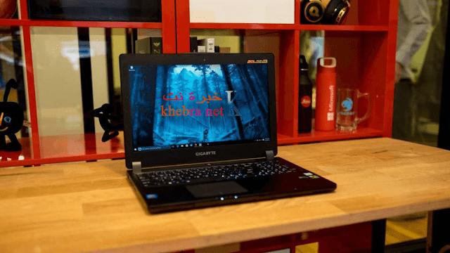 لابتوب الألعاب Gigabyte P35X v5