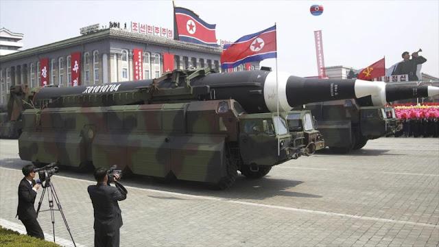 """""""Misiles de Corea del Norte alcanzarán blancos en EEUU y Canadá"""""""