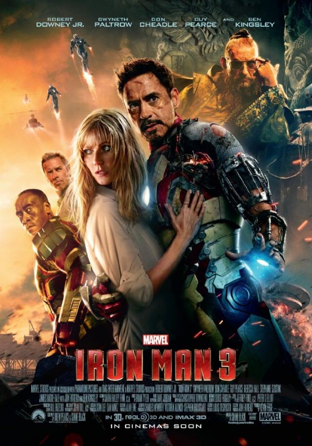Người Sắt 3 - Iron Man 3 (2013)