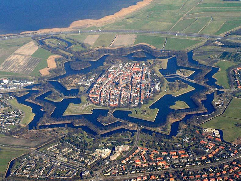 Naarden, una ciudad fortificada en forma de estrella | Paises Bajos