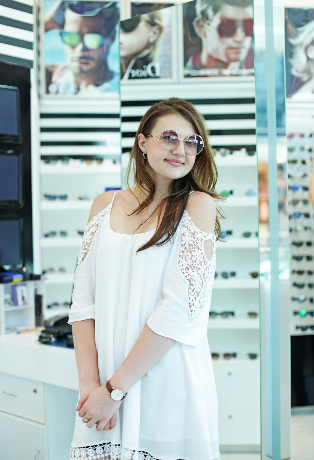 Ocean Plaza, sale, shopping, тренды лета 2016, круглые очки