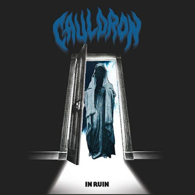 Cauldron - In Ruin - cover album - 2016
