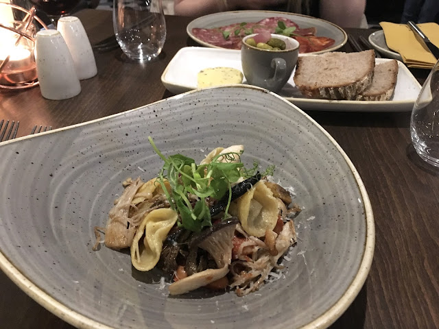 The Curing House Middlesbrough Bedford Street Restaurant Review